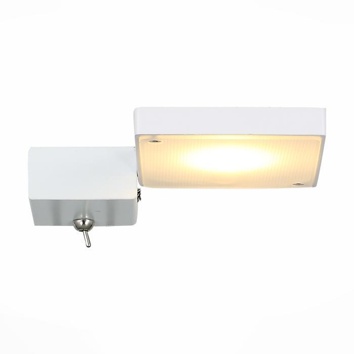 Бра ST Luce SL608.501.01, LED, 6 Вт бра st luce sl581 011 01 led 6 вт