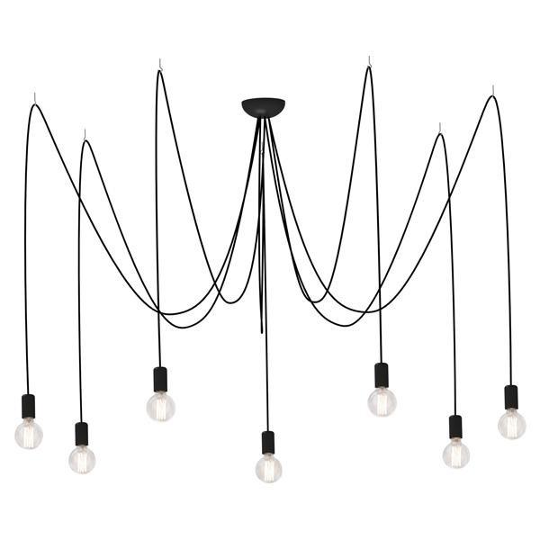 Подвесной светильник Nowodvorski 6785, черный