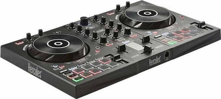 DJ-контроллер Hercules DJ Control Inpulse 300, черный Hercules