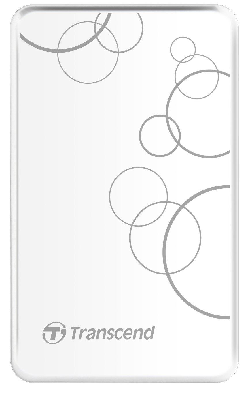 """Портативный внешний жесткий диск Transcend HDD  1 TB  A3 Anti-Shock , 2.5"""", USB 3.0"""
