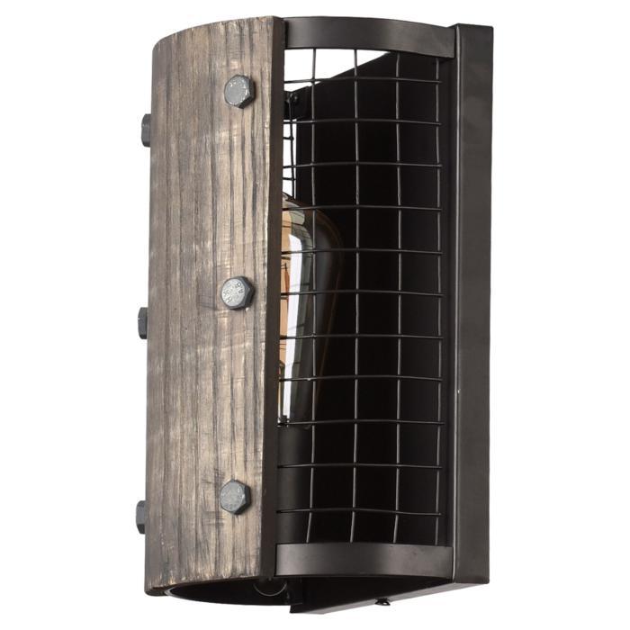 Настенный светильник Lussole LSP-9512, E27, 60 Вт настенный светильник lussole lsp 8017 черный