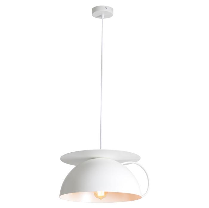 Подвесной светильник Lussole LSP-9559, белый цена