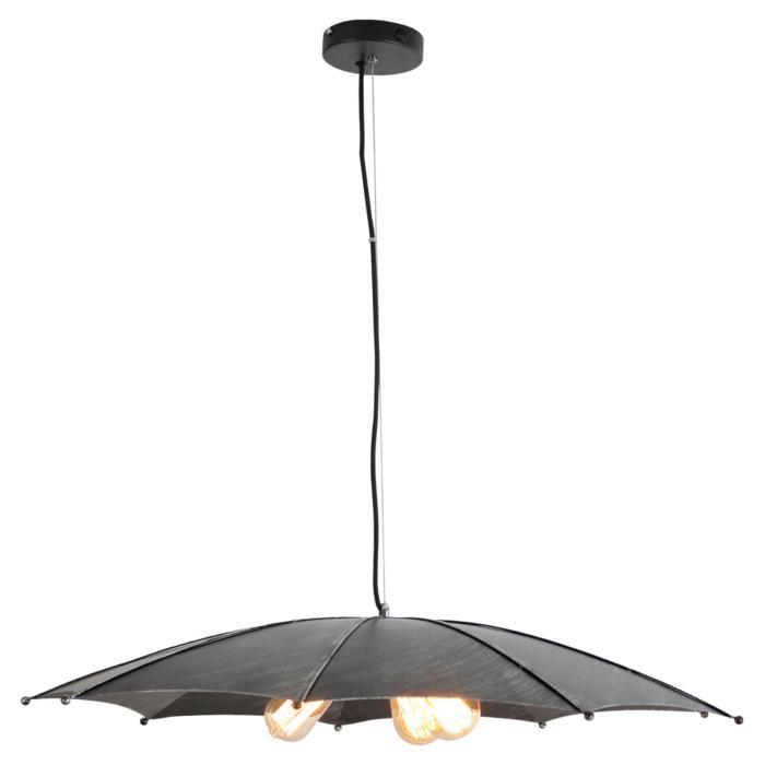 Подвесной светильник Lussole LSP-9558, черный цена