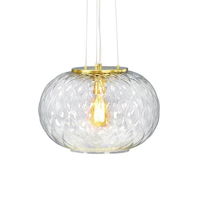Подвесной светильник Markslojd 107003, золотой markslojd подвесной светильник markslojd monaco 083006