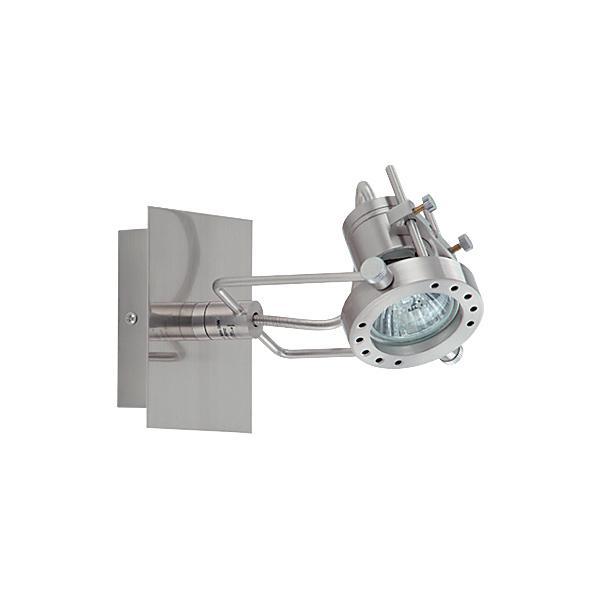 Настенно-потолочный светильник Nowodvorski 860, серый nowodvorski настенный спот nowodvorski robot 860