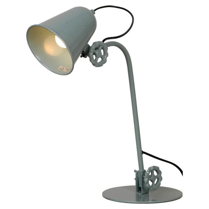 Настольный светильник Lussole LSP-9570, серый настольный светильник lussole lsp 0548