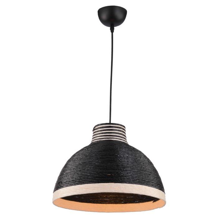 Фото - Подвесной светильник Lussole LSP-8038, черный подвесной светильник lussole lsp 9607 черный