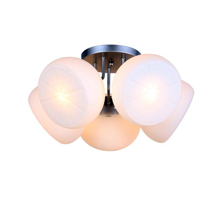 Потолочный светильник St Luce SL482.502.05, серебристый люстра st luce arancio sl482 902 03