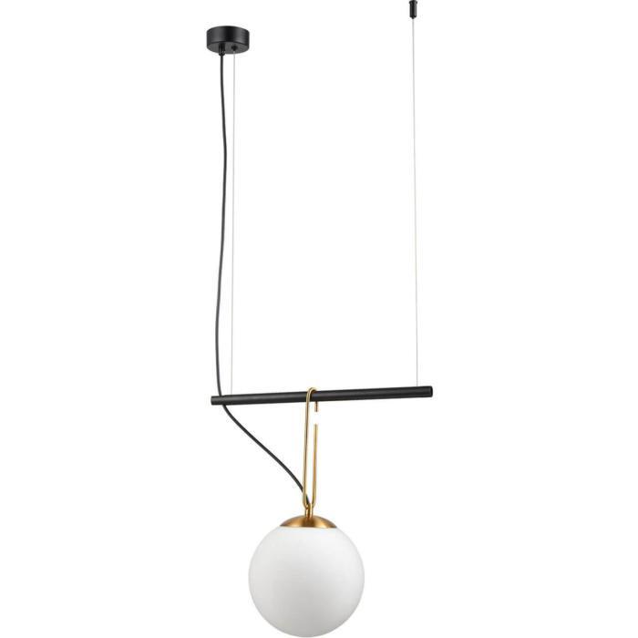 Подвесной светильник Vele Luce VL2042P01, черный подвесной светильник vele luce marte vl2042p01