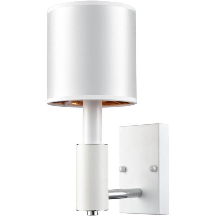 Бра Vele Luce VL1803W01, E14, 40 Вт бра vele luce vl1586w01 коричневый