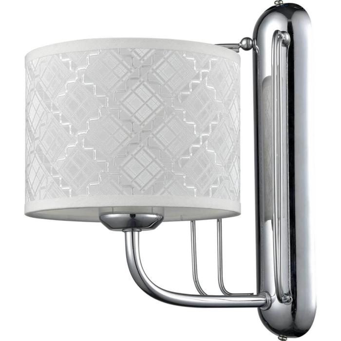 Бра Vele Luce VL1983W01, серый металлик vele luce vl1133l05