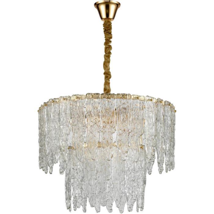 Подвесной светильник Vele Luce VL1814L06, золотой цена и фото