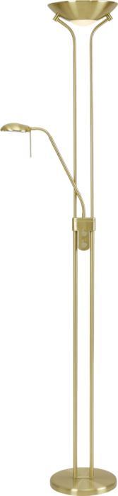 Напольный светильник Globo New 5803, золотой недорго, оригинальная цена