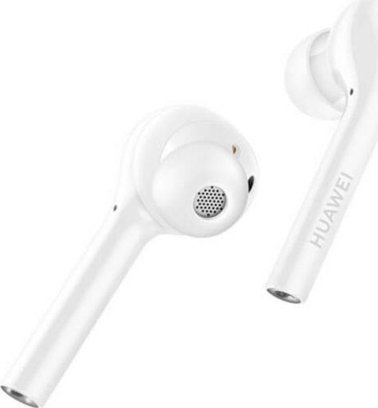 Беспроводные наушники Huawei CM-H1C, ceramic white беспроводные наушники huawei freebuds white