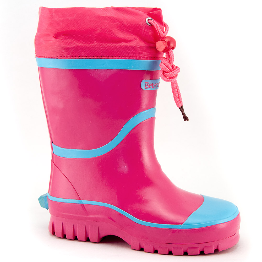 Резиновые сапоги Bebendorff туфли bebendorff 522029 30 32 синий 32 размер