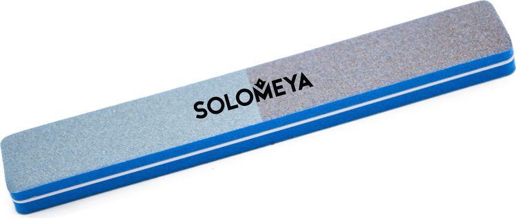Маникюрная пилка Solomeya, четырехсторонняя, 120/180/280/400 грит цены