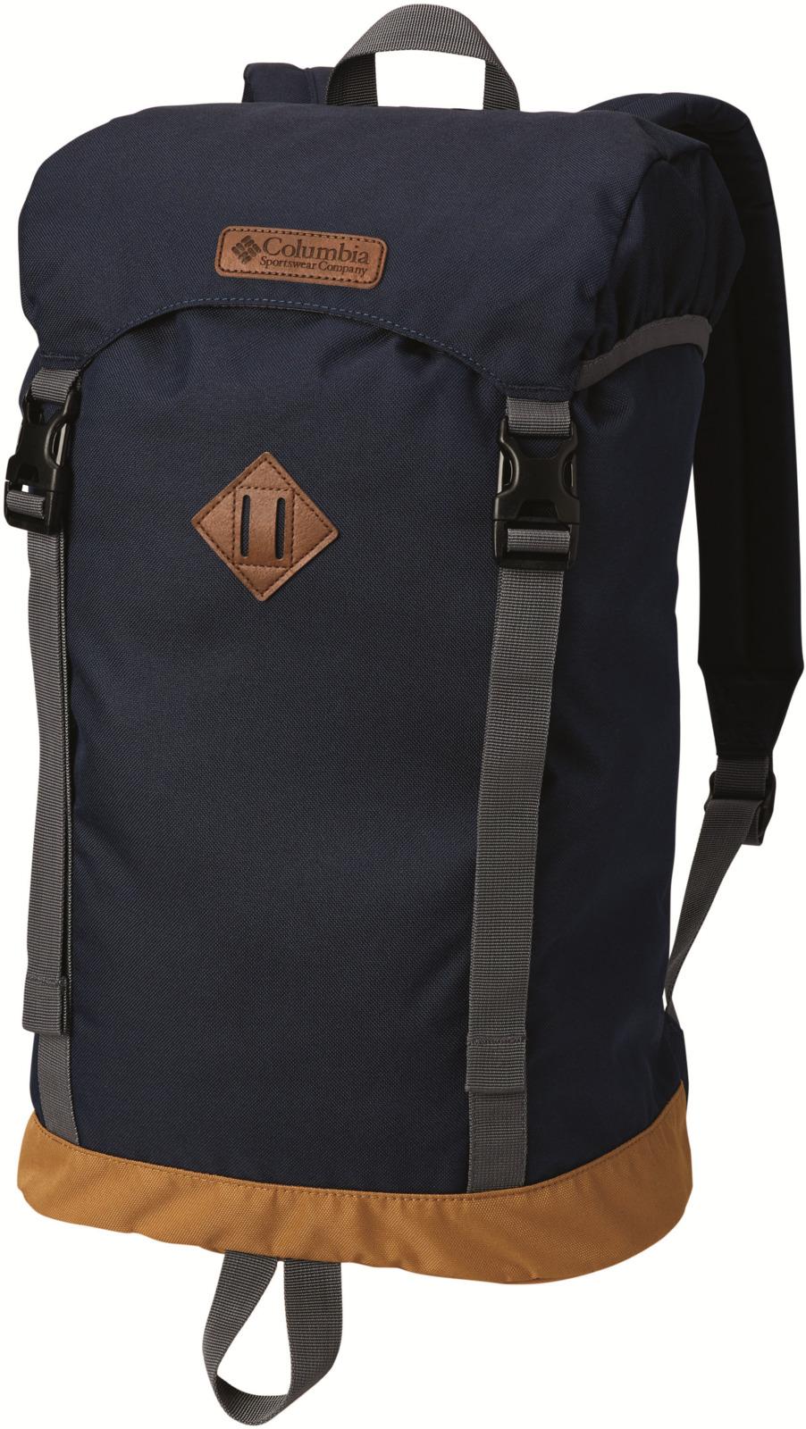 Рюкзак Columbia Classic Outdoor 25L Daypack, 1719891-464, темно-синий туристический рюкзак columbia lu0672 2015 25l