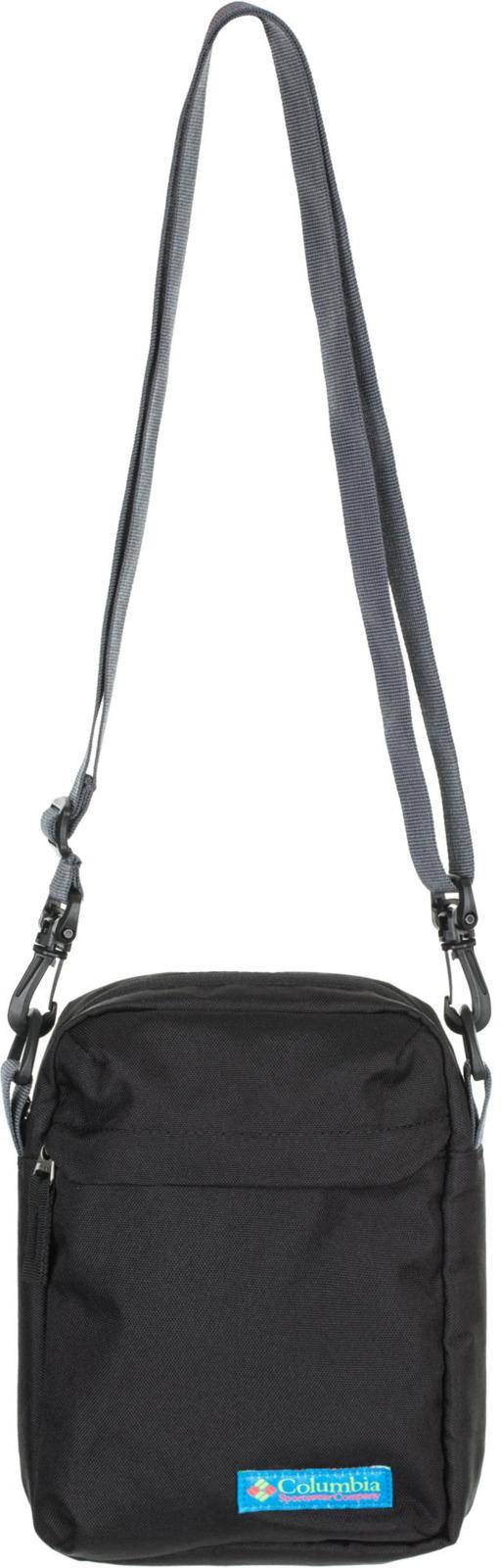 Фото - Сумка на плечо Columbia Urban Uplift Side Bag, цвет: черный, 2 л. 1724821-011 ай ши oiwas плечо сумка красные мешки отдыха рюкзак ocb4187