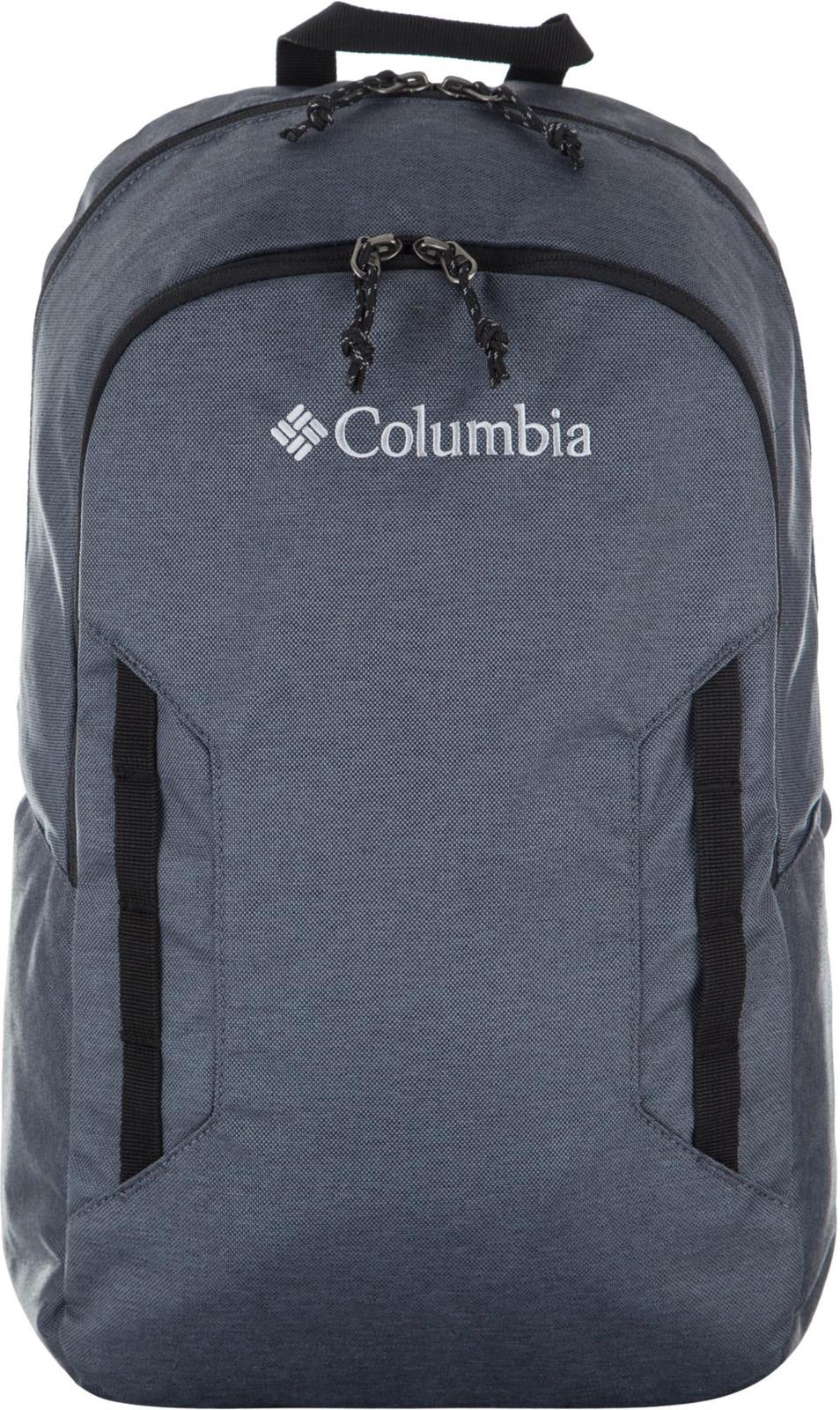 Рюкзак мужской Columbia Oak Bowery Backpack, 1810221-010, черный рюкзак городской thule lithos backpack 3203632 черный 20 л