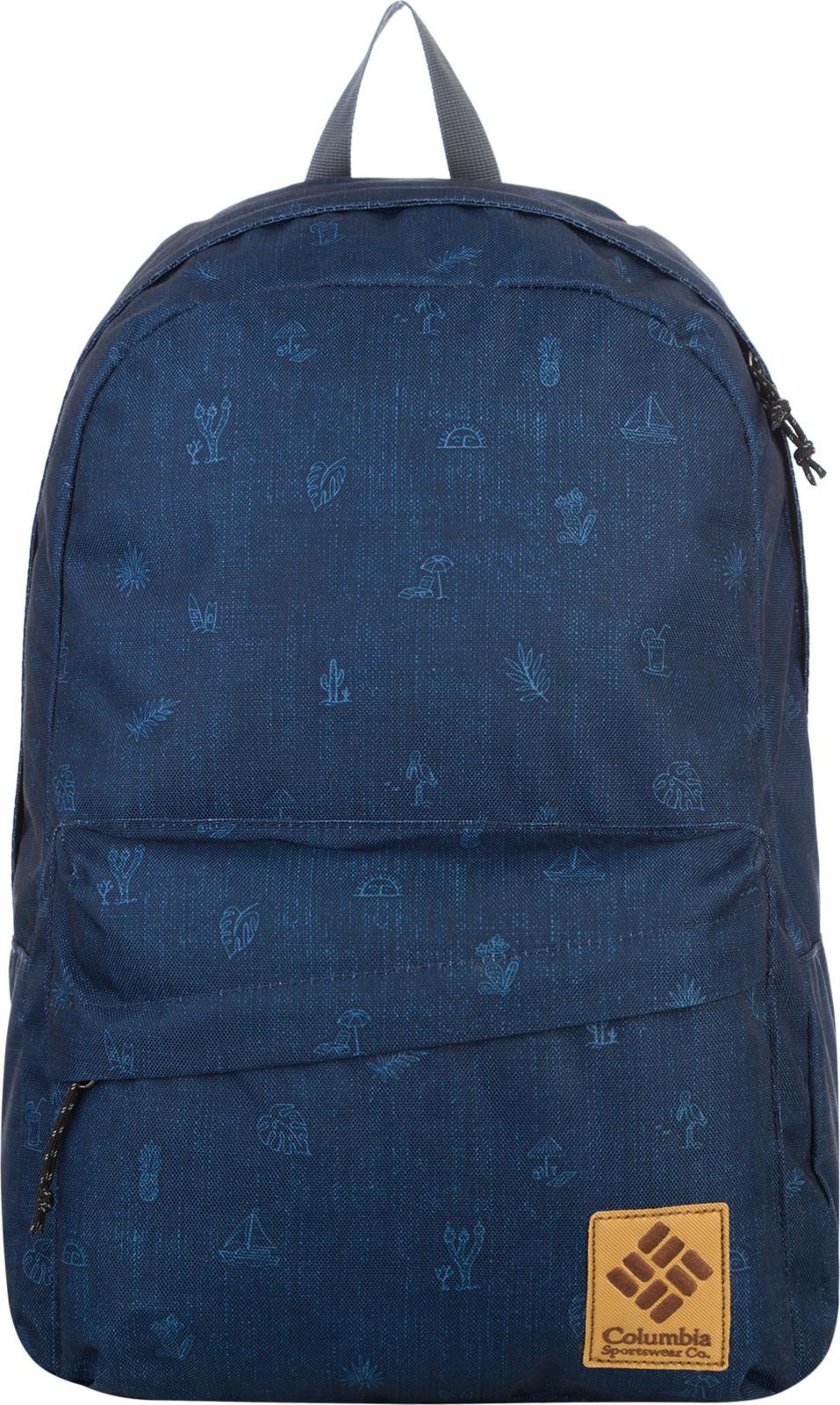 Рюкзак Columbia Jetfire Iii Daypack, 1819621-464, темно-синий цена и фото