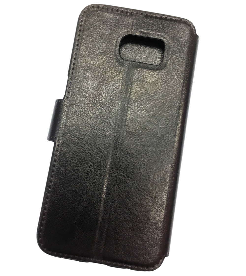 Чехол для сотового телефона Мобильная мода Samsung S7 Чехол-книжка с застежкой Class series 5707, черный чехол для сотового телефона мобильная мода samsung s9 чехол книжка пластиковая под оригинал 1533 розовый