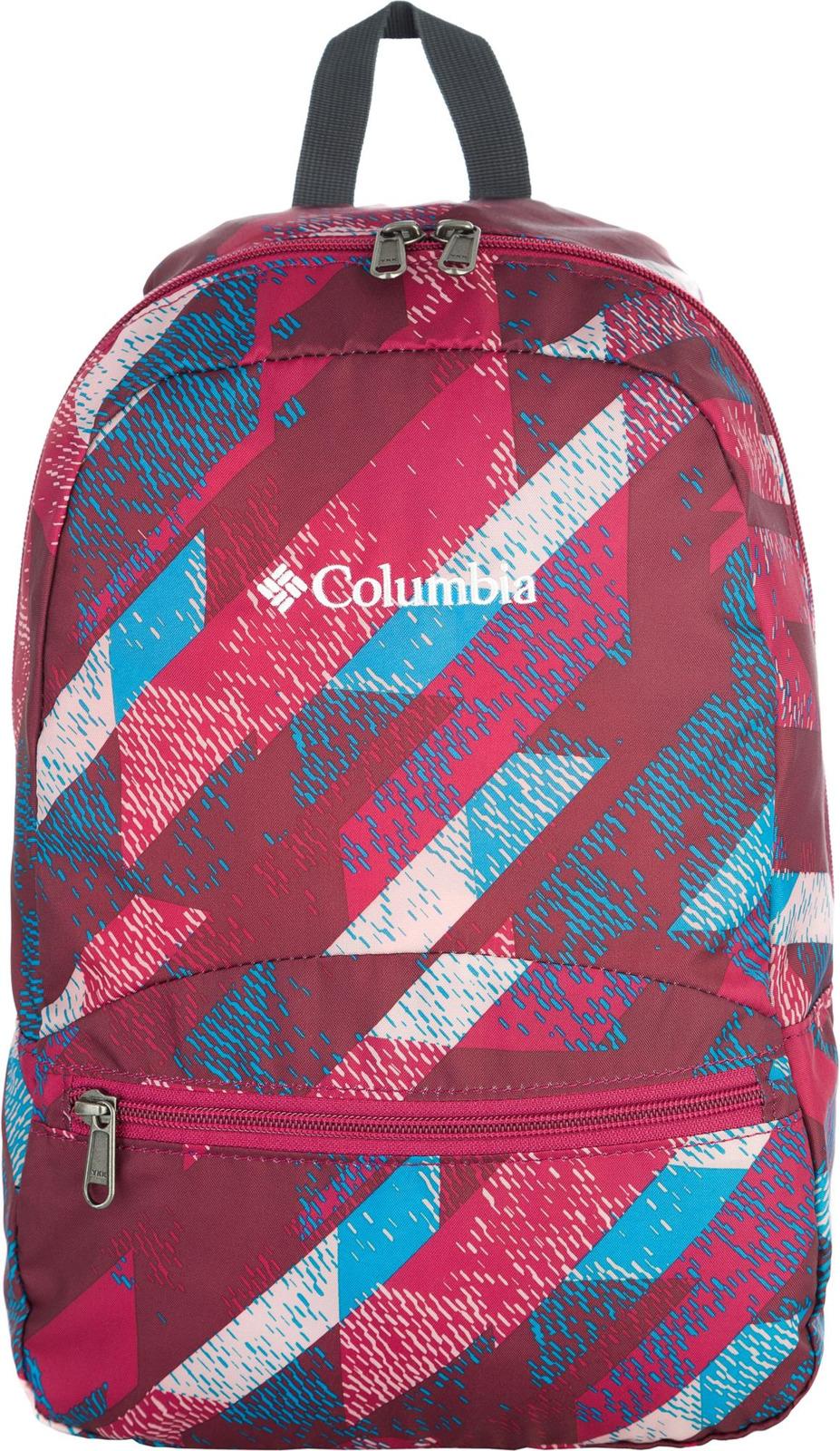цена на Рюкзак Columbia Venya Tour Ii Daypack, 1827261-550, бордовый