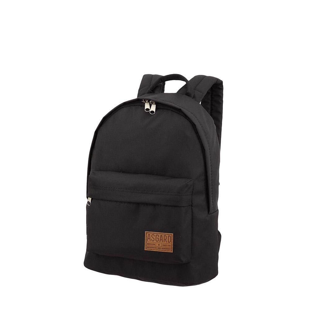Рюкзак Asgard Р-5137П, черный рюкзак aquatic р 18