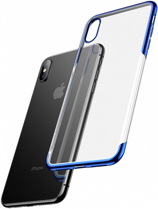Чехол для сотового телефона Baseus ARAPIPH65-MD03, синий