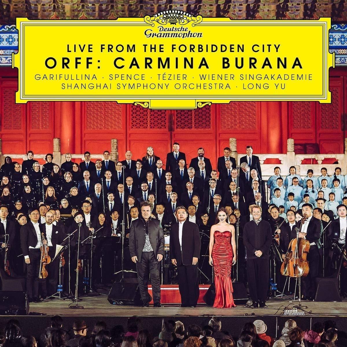 лучшая цена Orff. Carmina Burana