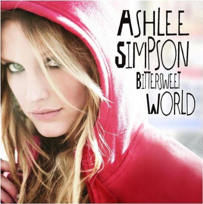 Эшли Симпсон Ashlee Simpson. Bittersweet World цена и фото