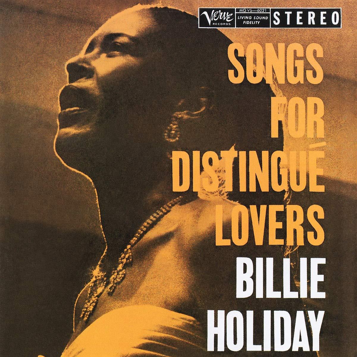 лучшая цена Билли Холидей Billie Holiday. Songs For Distingue Lovers (LP)