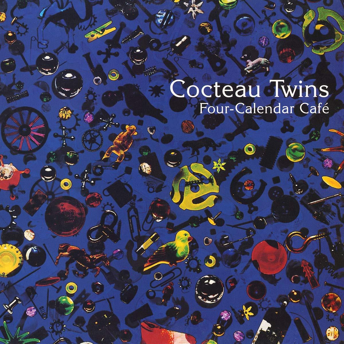 Cocteau Twins Cocteau Twins. Four Calender Cafe (LP) elephant twins