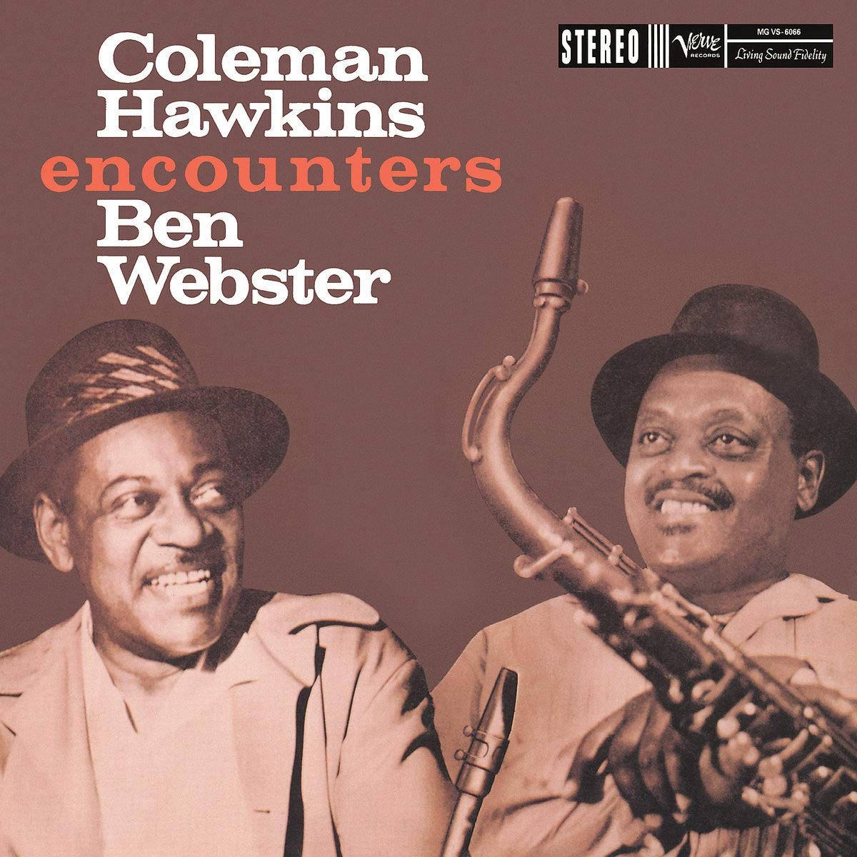 Коулмен Хокинс,Бен Уэбстер Coleman Hawkins & Ben Webster. Coleman Hawkins Encounters Ben Webster (LP) цена
