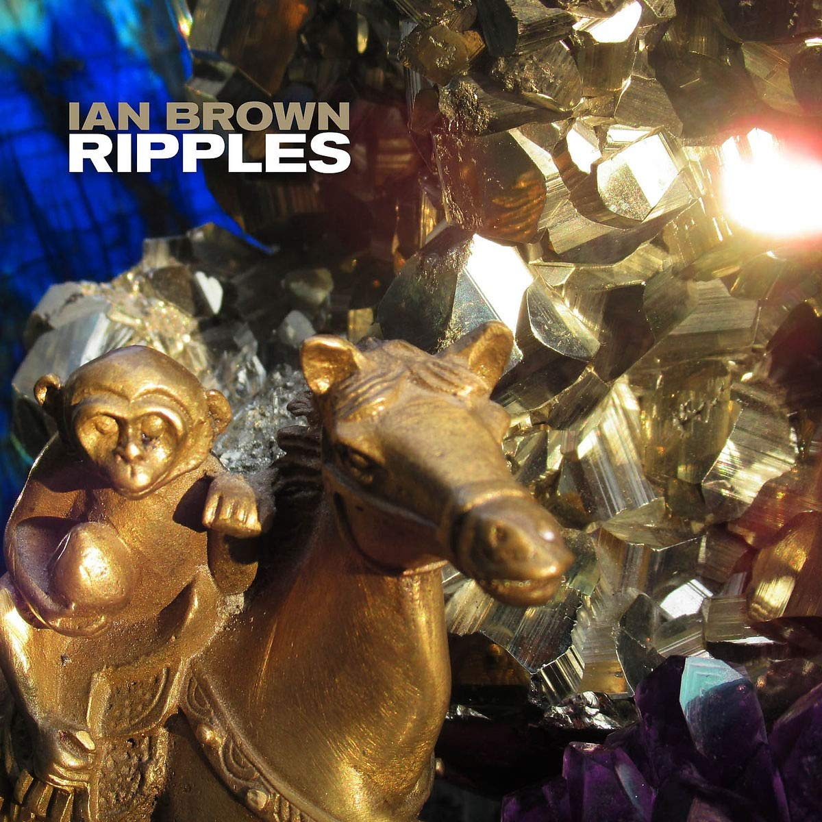 Иэн Браун Ian Brown. Ripples (LP) артур браун винсент крэйн arthur brown