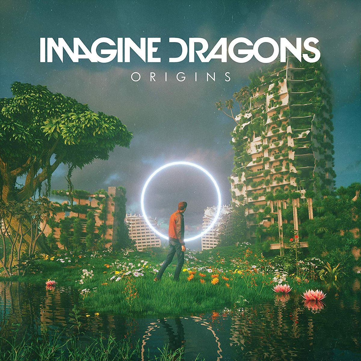 The Imagine Dragons Imagine Dragons. Origins (2 LP) the imagine dragons imagine dragons night visions lp