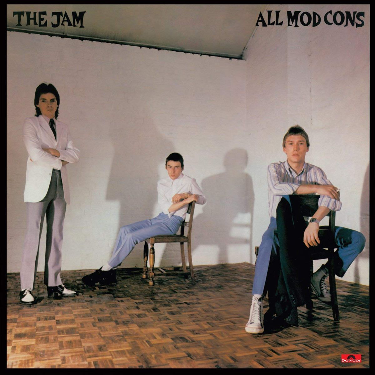 The Jam The Jam. All Mod Cons (LP) jam jam this is the modern world