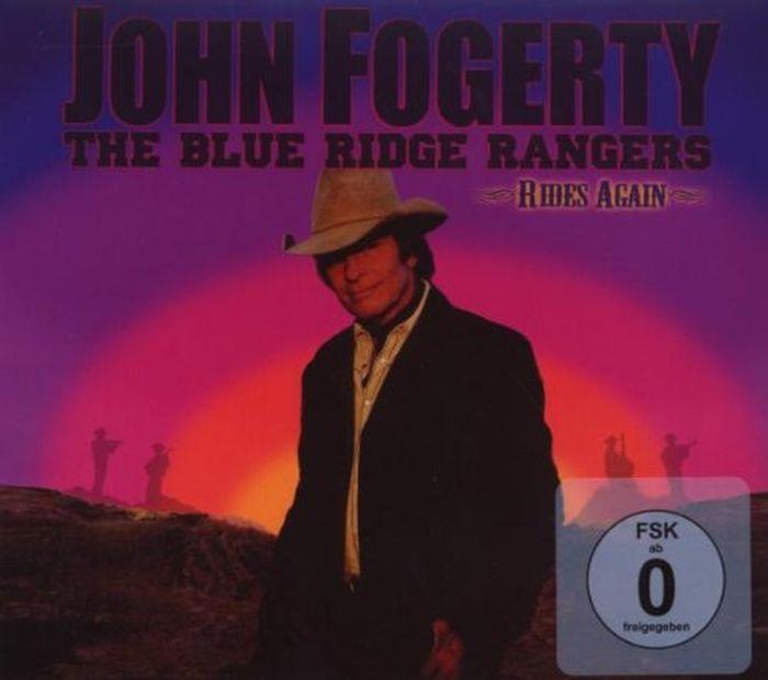 лучшая цена Джон Фогерти John Fogerty. The Blue Ridge Rangers Rides Again (CD+DVD)