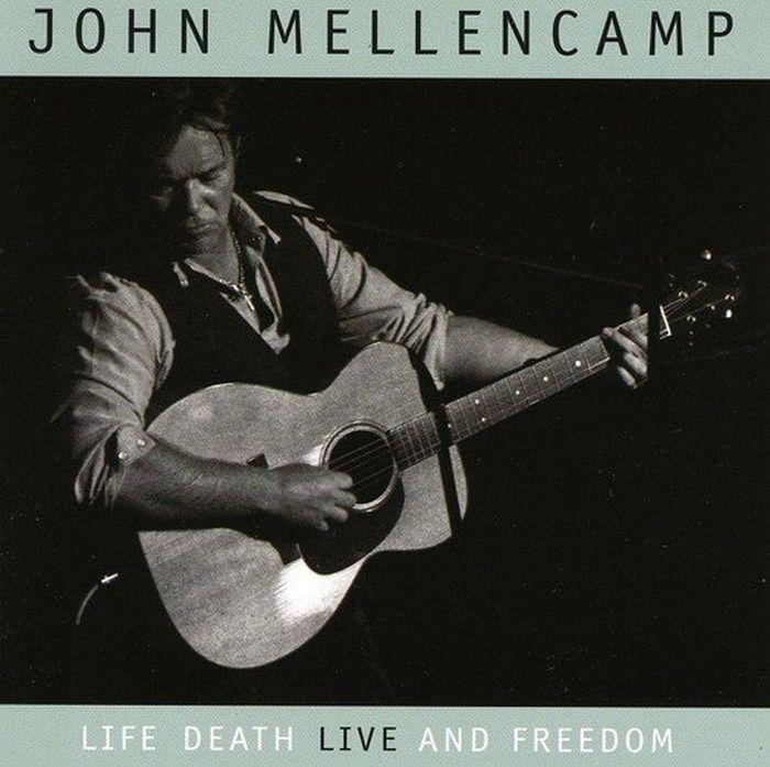 лучшая цена Джон Мелленкамп John Mellencamp. Life Death Live And Freedom