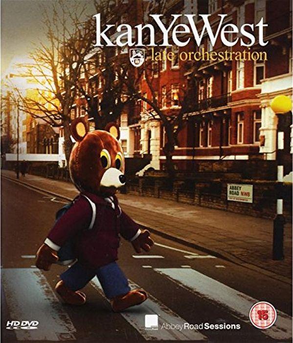 Канье Уэст Kanye West. Late Orchestration kanye west kanye west late registration 2 lp