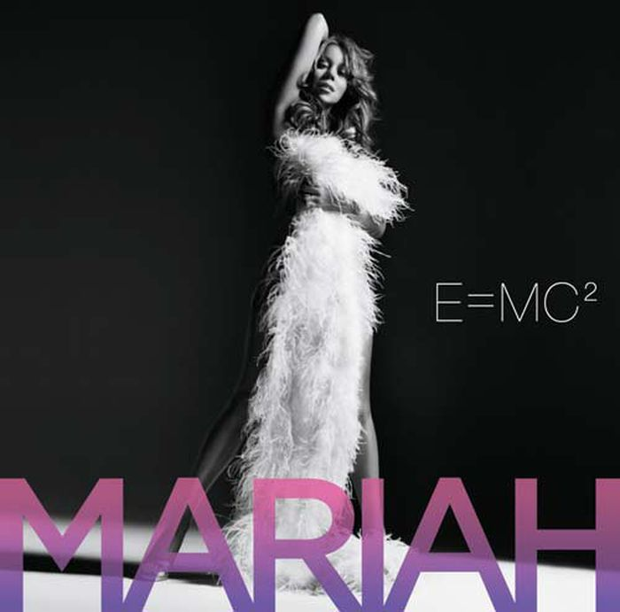 Марайа Кэри,T-Pain,Дэмиан Марли,Young Jeezy Mariah Carey. E=MC2 лонгслив printio e mc2