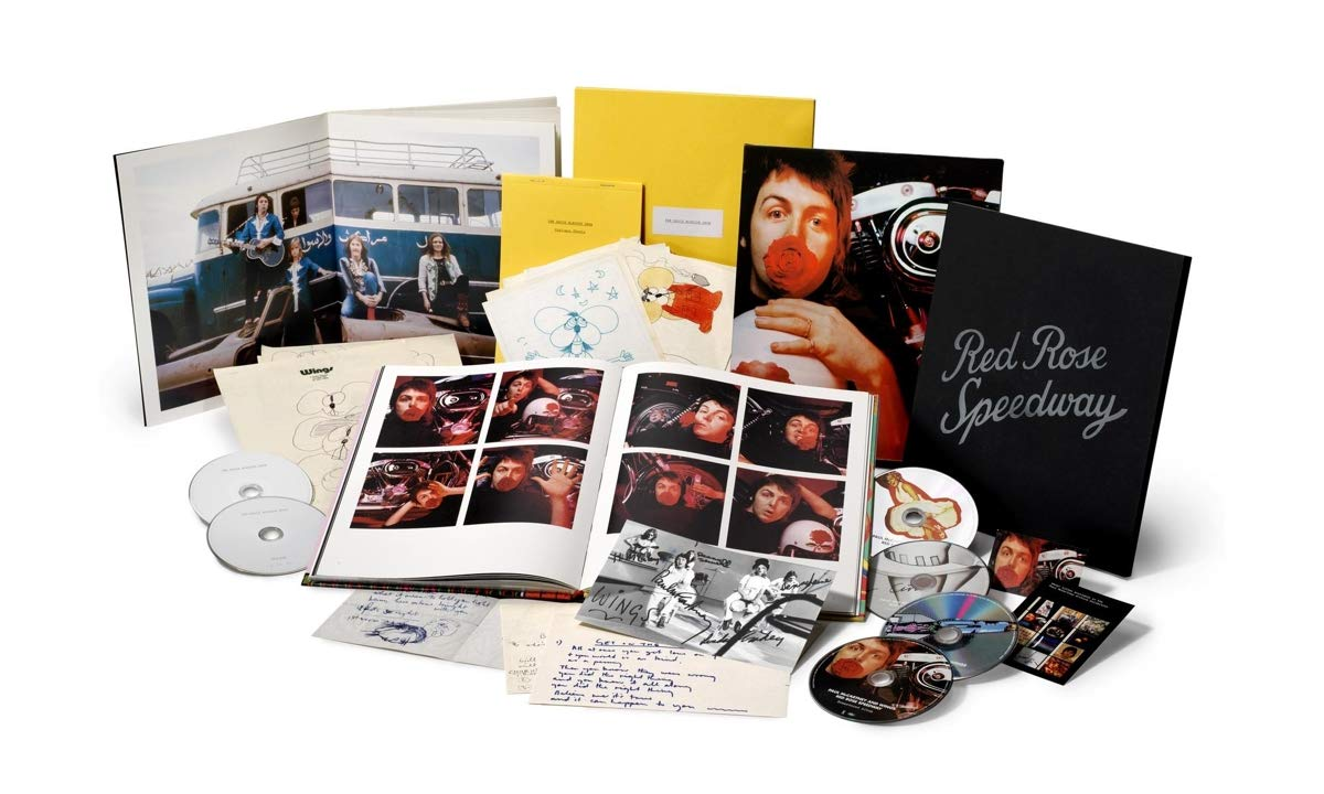 Пол Маккартни Paul McCartney. Red Rose Speedway (6 CD) пол маккартни paul mccartney flowers in the dirt special edition 2 cd
