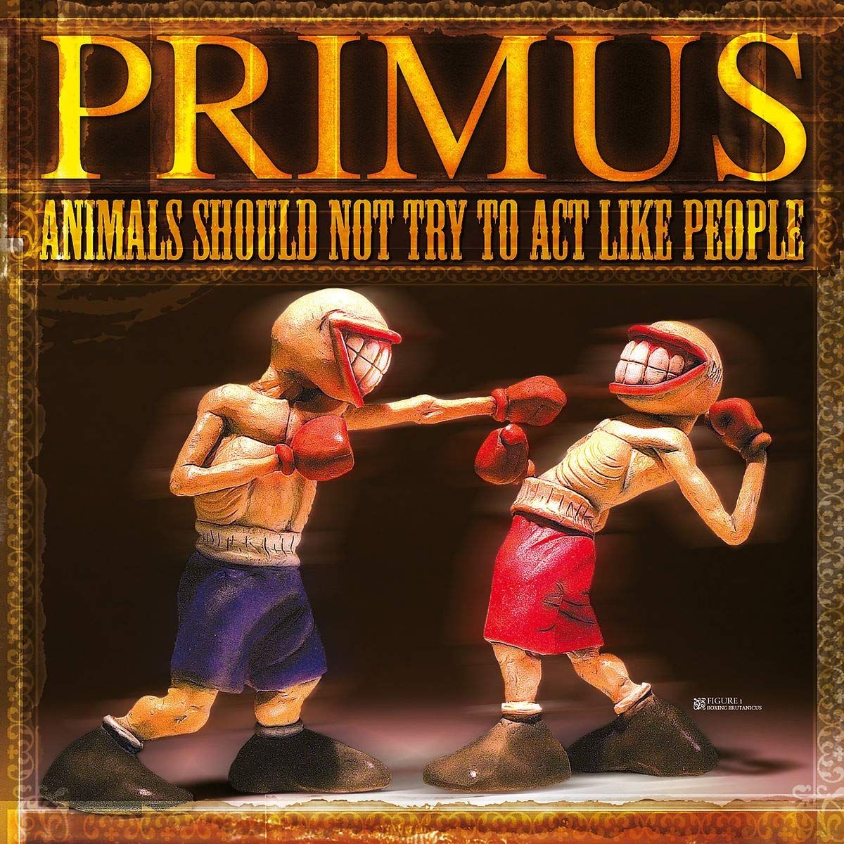 Primus Primus. Animals Should Not Try To Act Like People (LP) primus primus antipop 2 lp