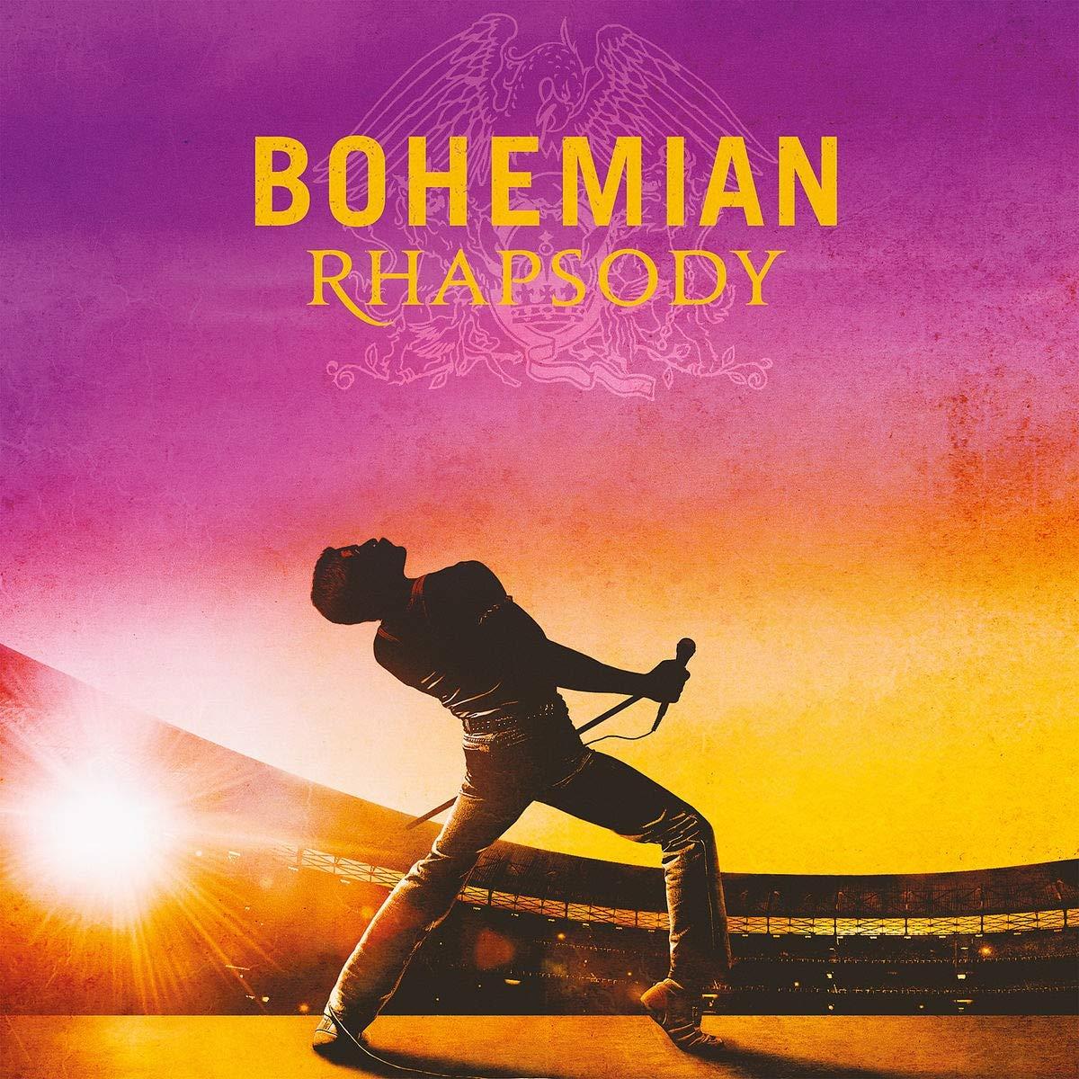 Queen Queen. Bohemian Rhapsody (2 LP) queen queen studio collection 18 lp box