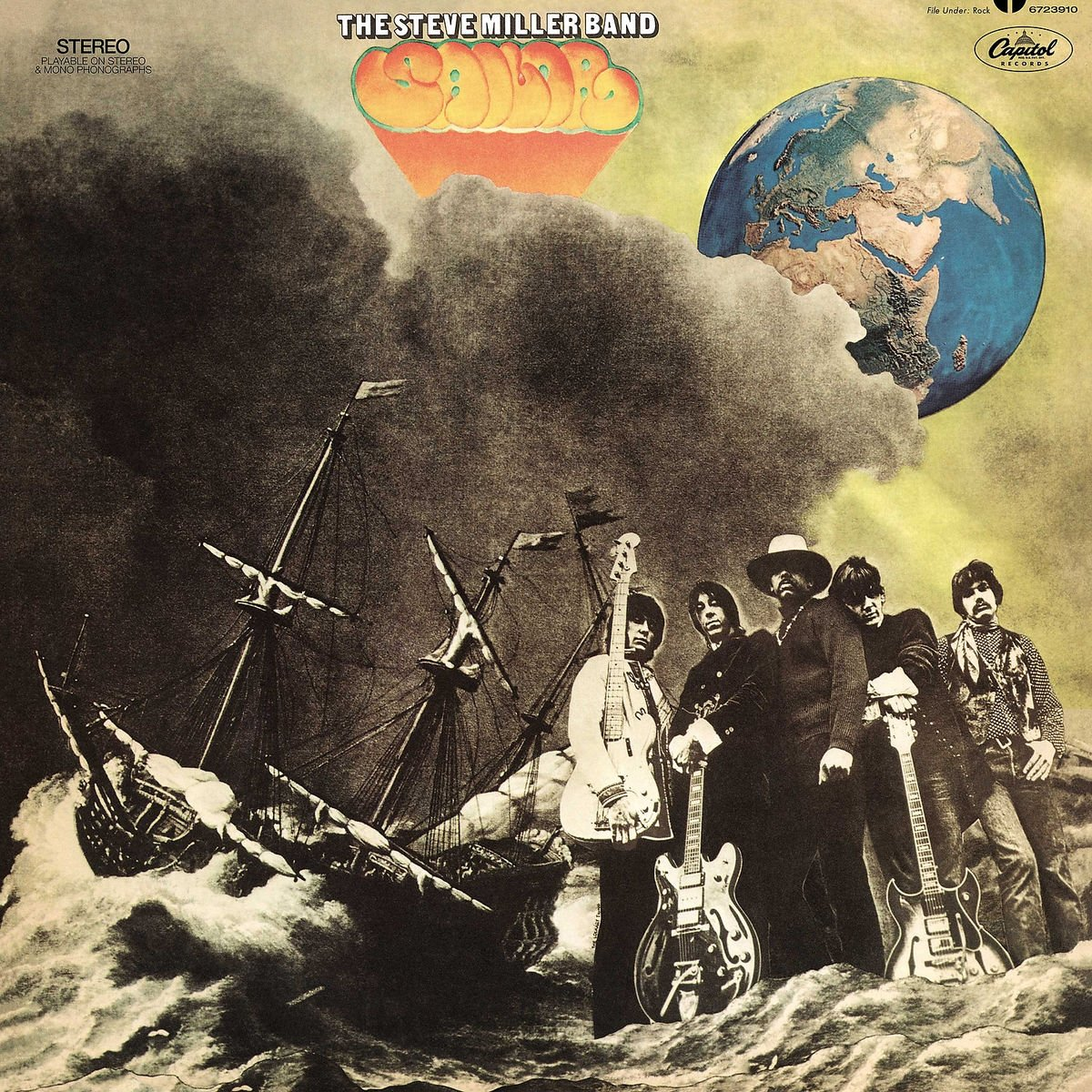 The Steve Miller Band Steve Miller Band. Sailor (LP) steve miller steve miller band recall the beginning a journey from eden page 10 page 2 page 10 page 3