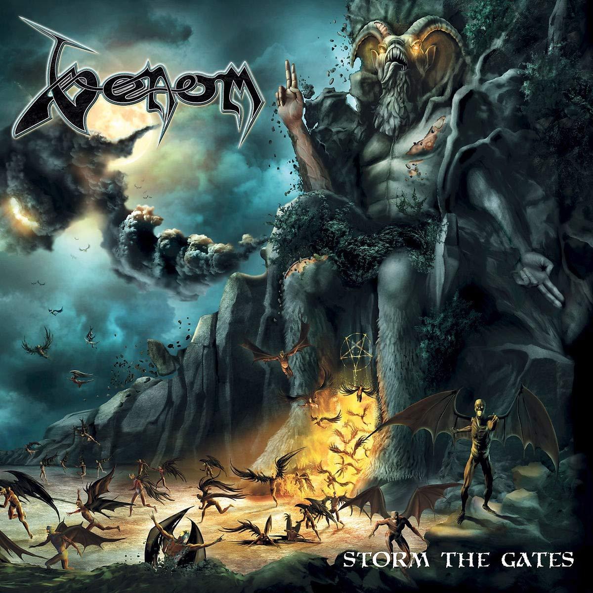 Venom Venom. Storm The Gates (2 LP) venom venom welcome to hell 2 lp 180 gr