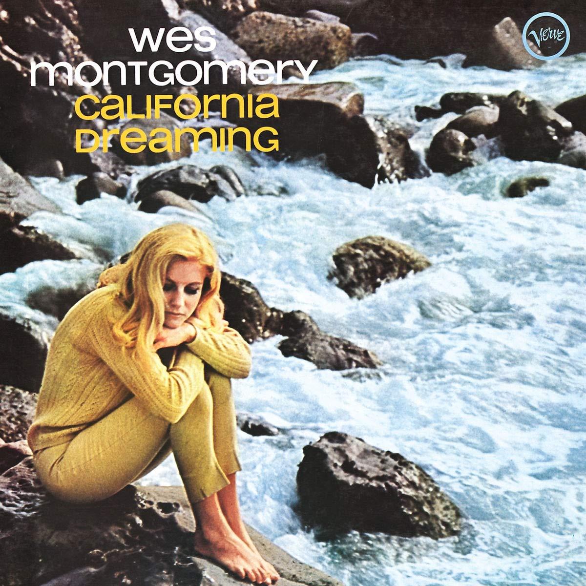 цена Уэс Монтгомери Wes Montgomery. California Dreaming (LP)