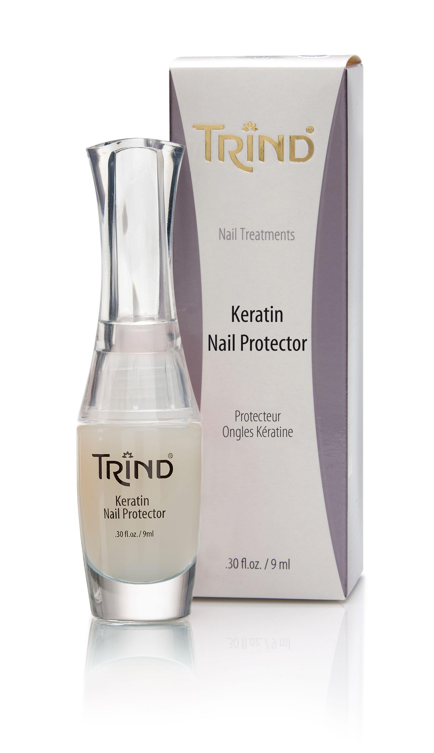 Кератиновая защита ногтей TRIND