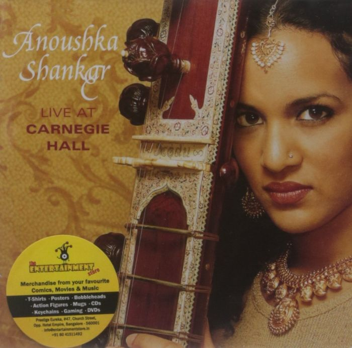 Anoushka Shankar. Live At Carnegie Hall цена
