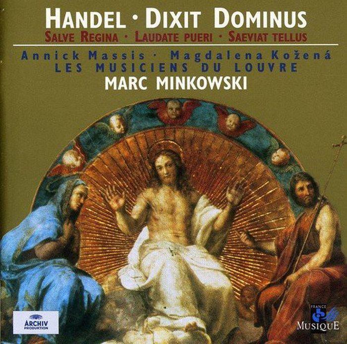 Annick Massis. Handel: Dixit Dominus, Salve Regina, Laudate Pueri цена в Москве и Питере