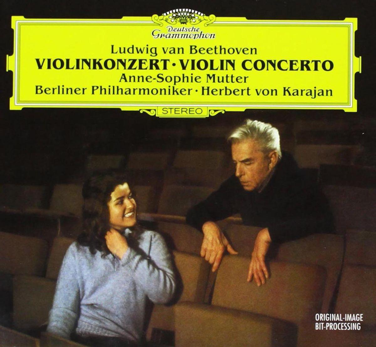 Anne-Sophie Mutter. Beethoven: Violin Concerto Op.61 недорого
